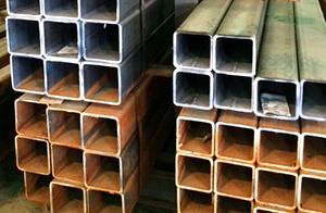 rectangular tube 300